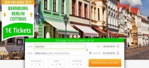 FlixBus Streckensuche